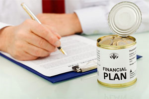 nashville financial planner contract